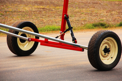 Pipe Cart Axle