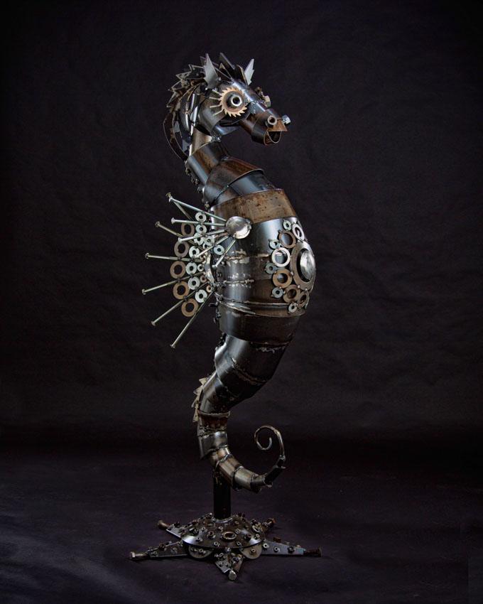 Seahorse No.2