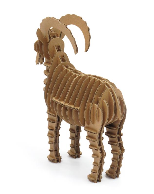 Cardboard Ram 4