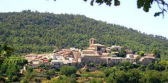 Village de Beaumon de Pertuis