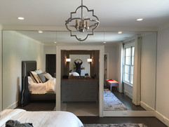 Custom Mirror Wall