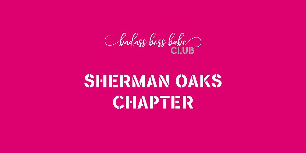 Sherman Oaks - Virtual Monthly Mixer
