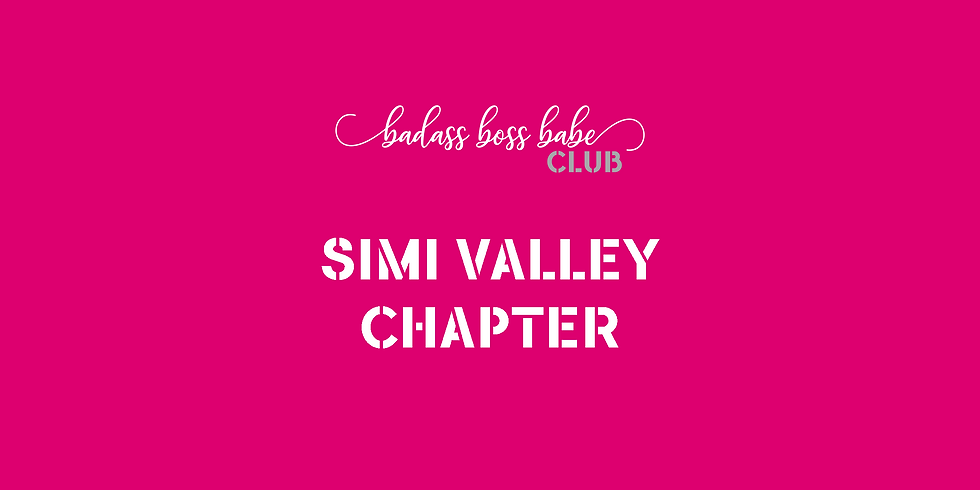 Simi Valley - Virtual Monthly Mixer