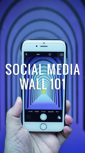 HOW A SOCIAL MEDIA WALL CAN CHANGE THE FACE OF YOUR EVENT