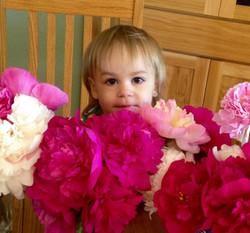 the Alaska Peony Wedding Flowers
