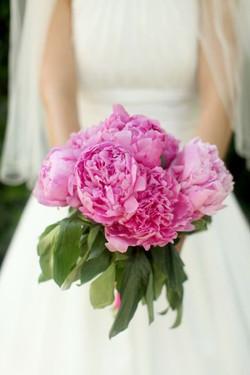 Bridal Bouquet of Sarah Bernhardt