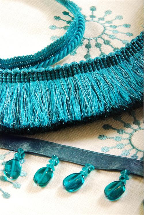 Turquoise Trims
