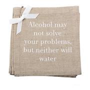 Humor Cocktail Napkin