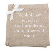 Humor Cocktail Napkin