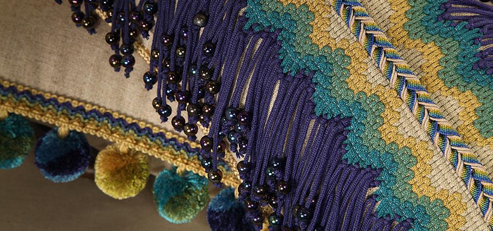 Peacock Trim