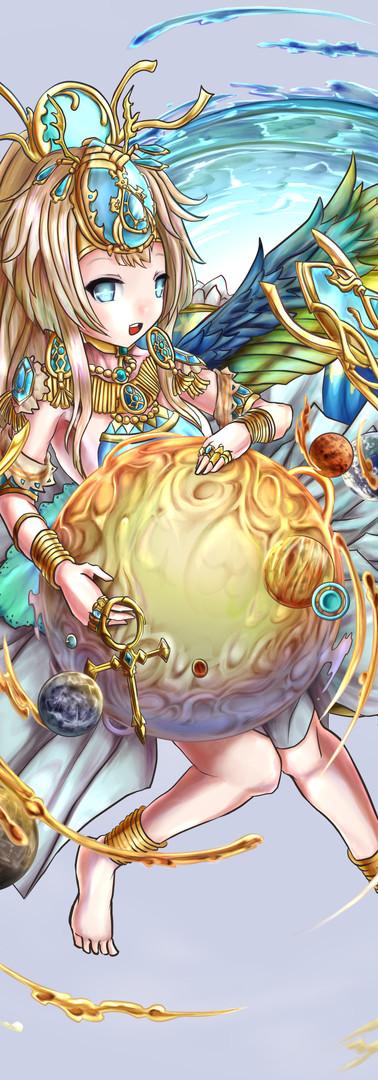 Khepri_ Sun God of Rebirth
