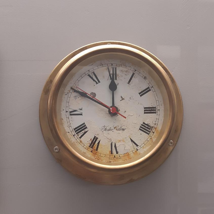 20200227_163544 Rainbow Warrior Clock