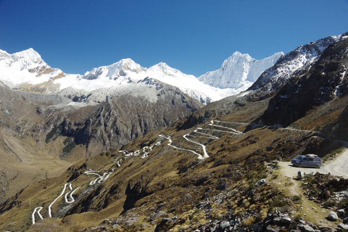 Perú - Huascarán
