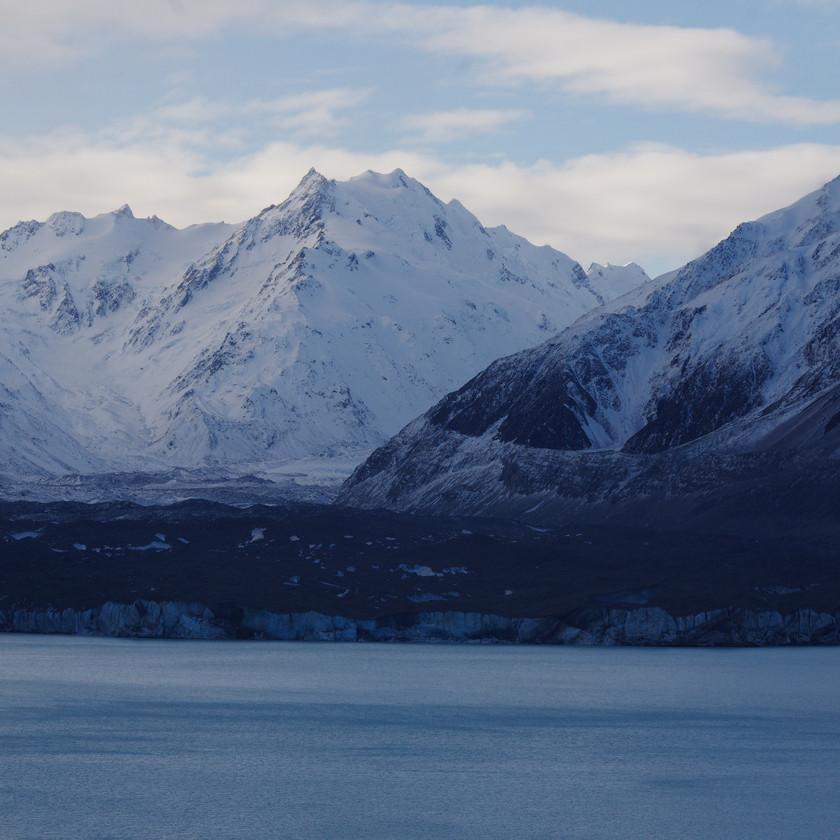 Tasman Lake & Glacier