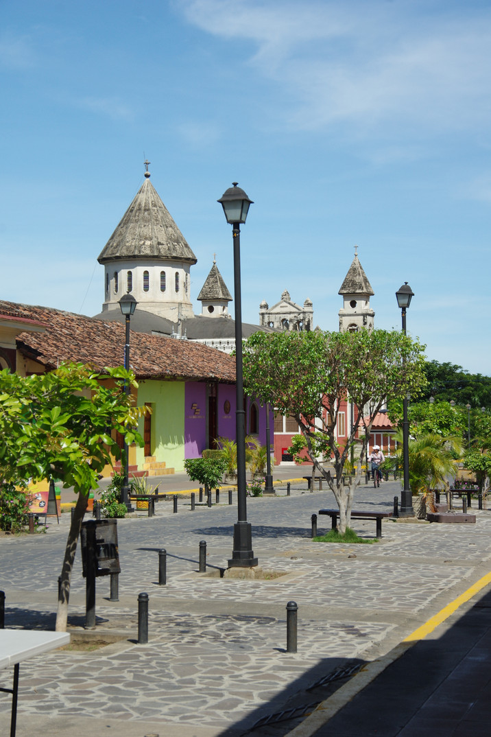 Nicaragua Part 1 - Cigars, rum, volcanoes and capital cities