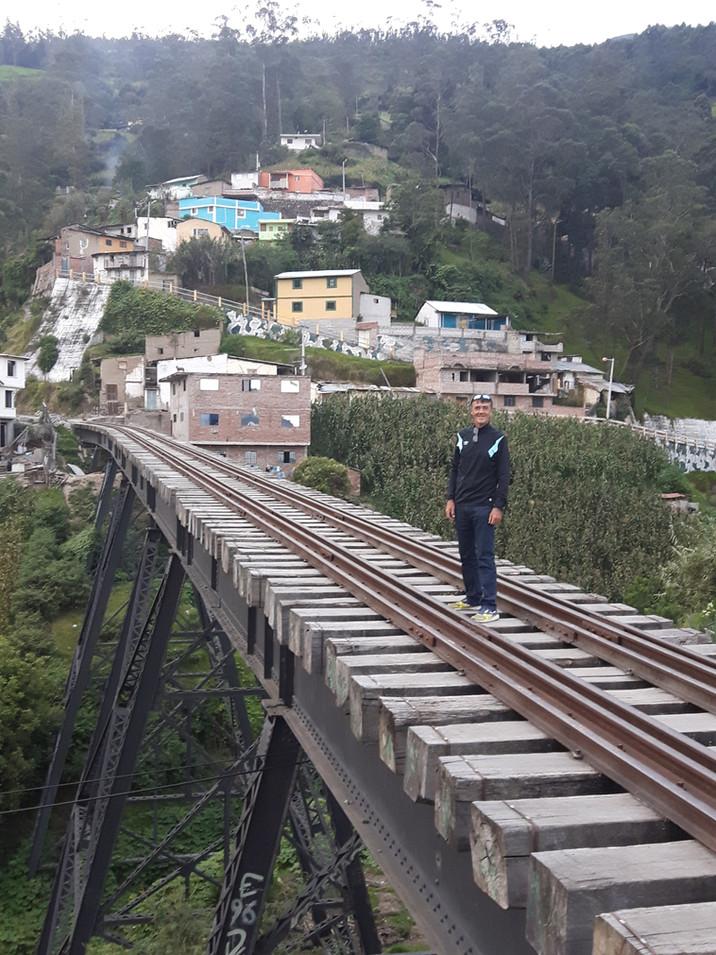 Ecuador - Trains, Inca trails and Colonial Cuenca