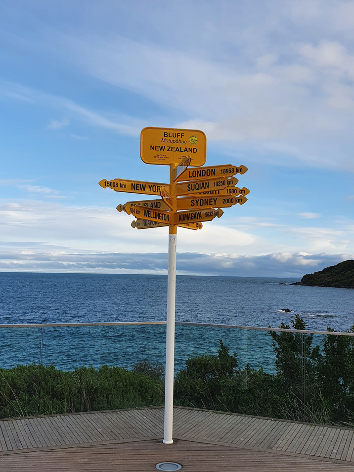 New Zealand - Stewart Island and Invercargill