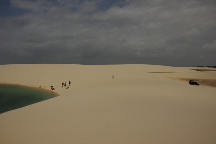 Northern Brazil - Dunes and kiting