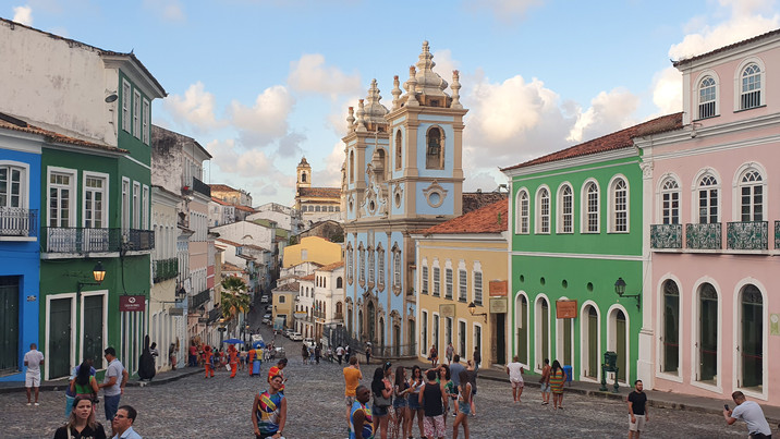 Brazil, Salvador, Bahia