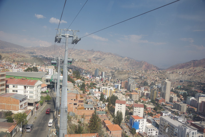 Bolivia - La Paz and the Jesuit Missions