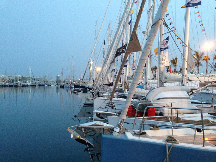 Arc 2015 - Gran Canaria to St Lucia