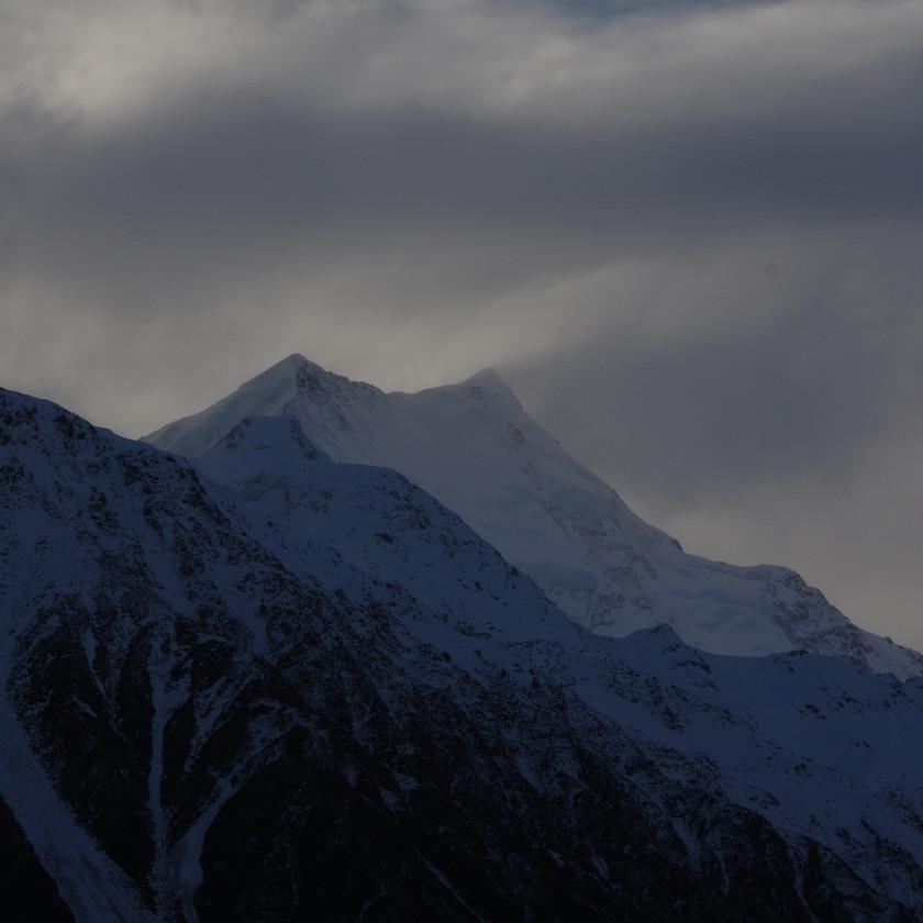 Aoraki - Mount Cook