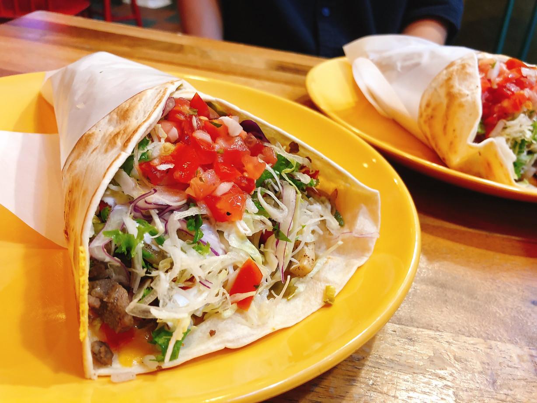 멕시코의 맛! 도스타코스