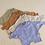 Thumbnail: Tiny Trove 針織純棉連身褲 (淺墨綠) - Olsen Knit Playsuit Sage