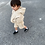 Thumbnail: Tiny Trove 純棉帽T短褲套組 - Rumi Logo Hoodie Set