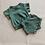 Thumbnail: Tiny Trove 休閒純棉短褲套組 (深墨綠) - River Mini Ribbed Set Emerald
