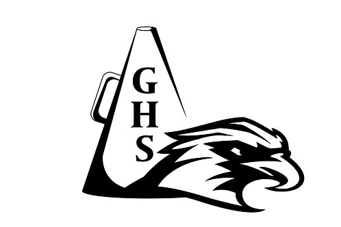 Goshen Cheer Decals - Generic