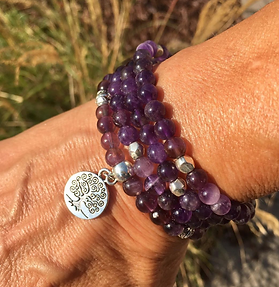 Amethyst Silver Tree of Life Mala.png
