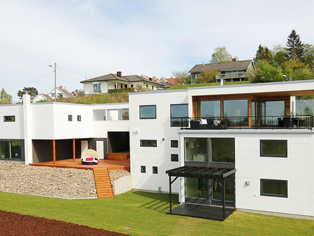 Eventyrlig bolig i Tønsberg