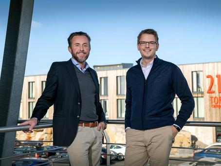 Suksessbedriften Nextcom i Sandefjord