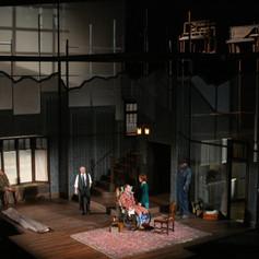 Intiman Theatre: Paradise Lost, Tom Buderwitz designer