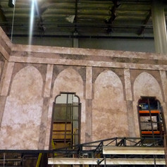 Seattle Opera Scenic Studios for Portland Opera: Salome, Benoit Dugardy designer