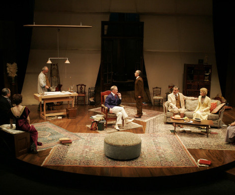 Intiman Theatre: Heartbreak House, Jennifer Zyel designer