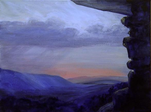 Haystack View
