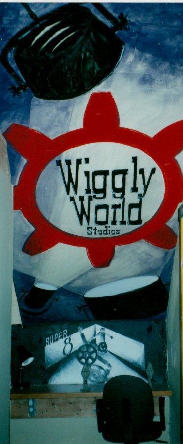 Wiggly World Studios Super 8 Editing Suite
