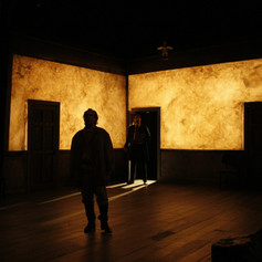 Intiman Theatre: Crime and Punishment, Cary Wong designer