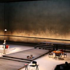 Intiman Theatre: The Year of Magical Thinking, Mikiko Susuki MacAdams designer