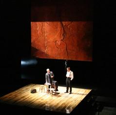 Intiman Theatre: The Scarlet Letter, Peter Ksander designer
