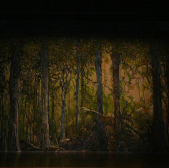 Scenic Arts and Crafts for McCoy/Rigby Productions: Peter Pan, John Iacovelli designer