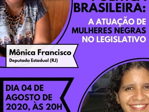 Enegrecer a política brasileira: a atuação de mulheres negras no legislativo