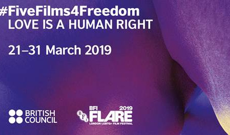 GAZE and British Council Ireland Present #FIVEFILMS4FREEDOM: A global LGBTQ+ short film celebration
