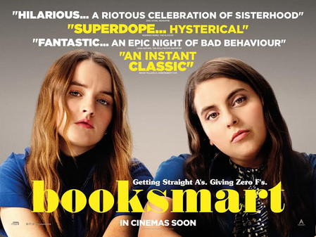 GAZE presents an exclusive preview screening of Booksmart at Light House Cinema