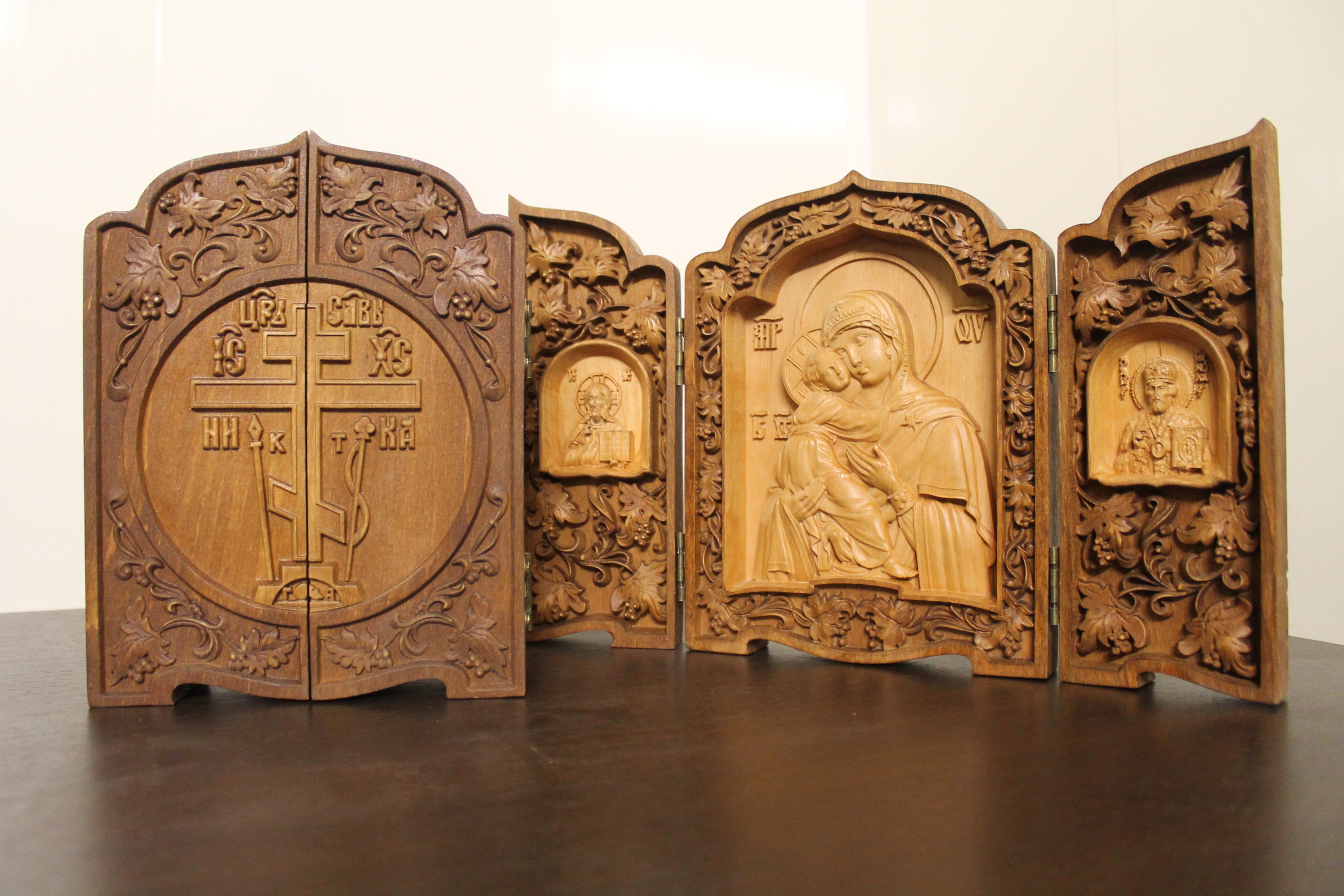 складень православный