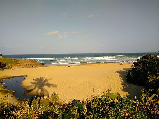 Blue Flag Lucien Beach