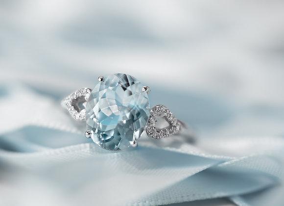 Aqua Reve Ring