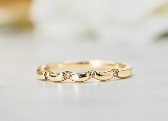 Dreamtime Ridge Stacker Ring